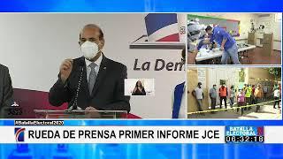 #BatallaElectoral: JCE dice nadie puede declararse ganador