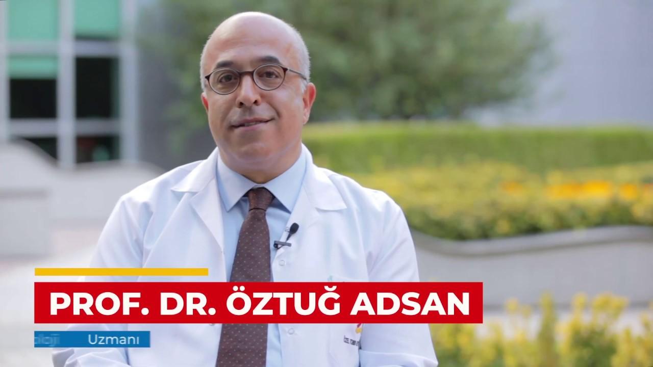Prof. Dr. Öztuğ Adsan, MR Füzyon Prostat Biyopsi