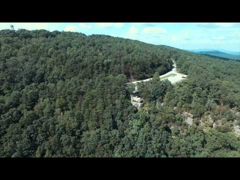 Foothills Parkway Maryville TN Aerial Drone Footage - Depth of Field Productions