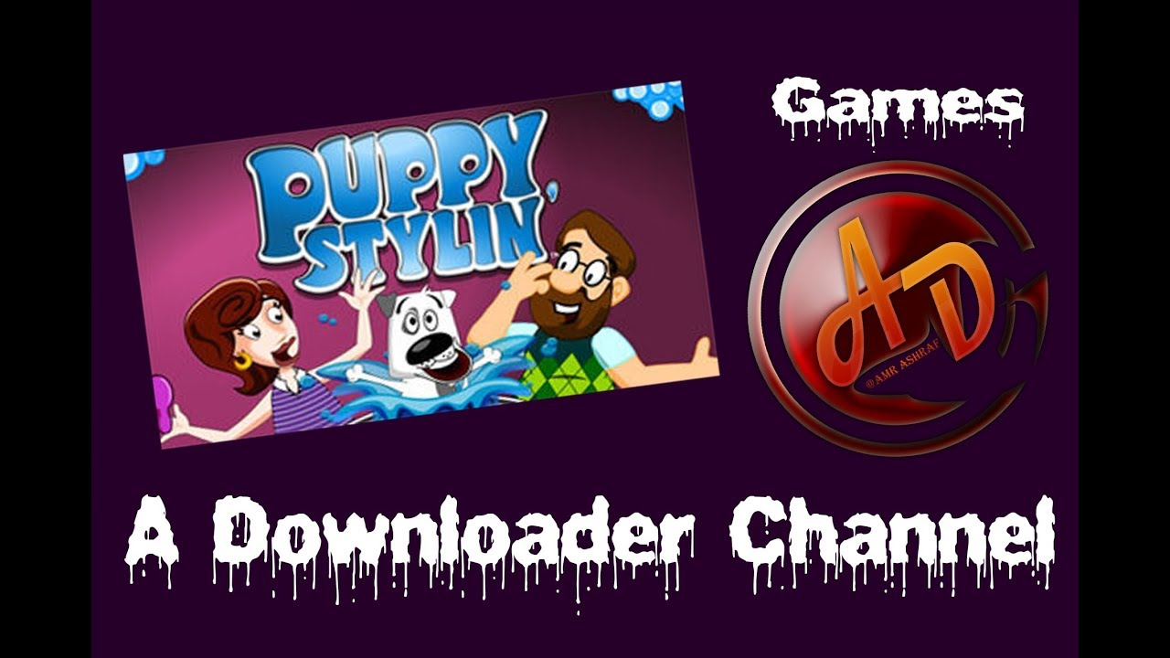 Download game puppy stylin` for pc.