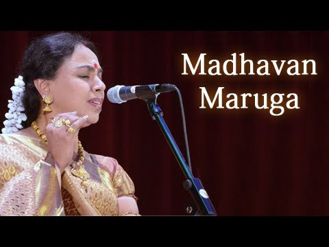 Madhavan Maruga - Sudha Raghunathan Live - Isai Ragam