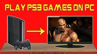PS3 Emulator - RPCS3 Play PS3 Games on your PC