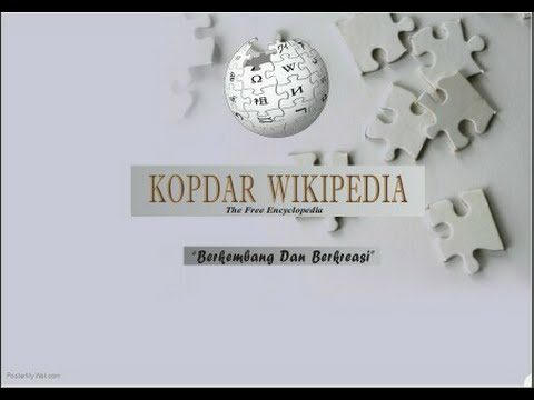 Kopdar WIKIPEDIA w/ TIKER CREW, SMK BNI @kawasan Lenggang Jakarta,Monas - Bukan Vlog #1