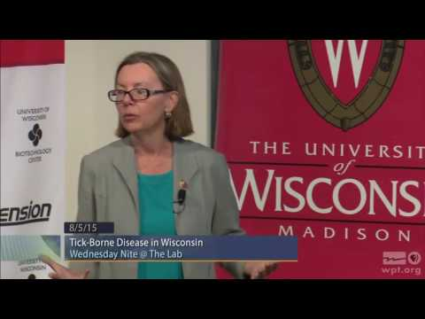 WPT University Place: Tick-Borne Disease in Wisconsin