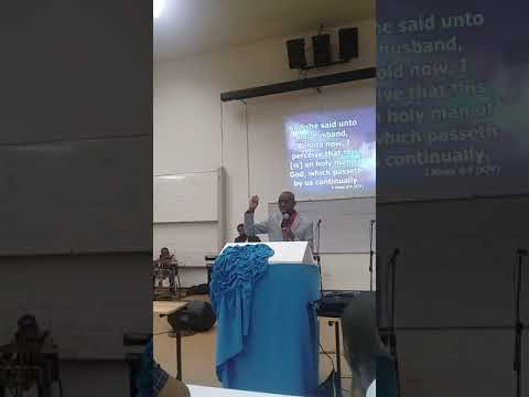 Make a room for God__Pastor Dube
