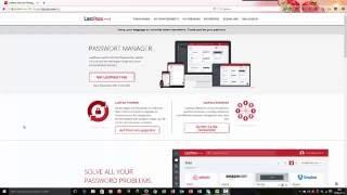 Passwörter zentral speichern mit LASTPASS