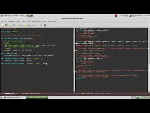 Lisp Adventures 001: Jeremiah Learns McCLIM
