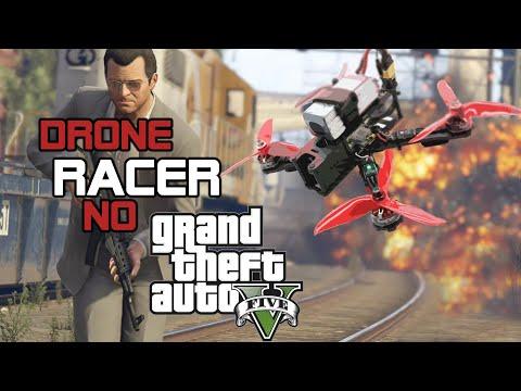 Фото Como simular DRONE RACER NO GTA V [ TUTORIAL ]