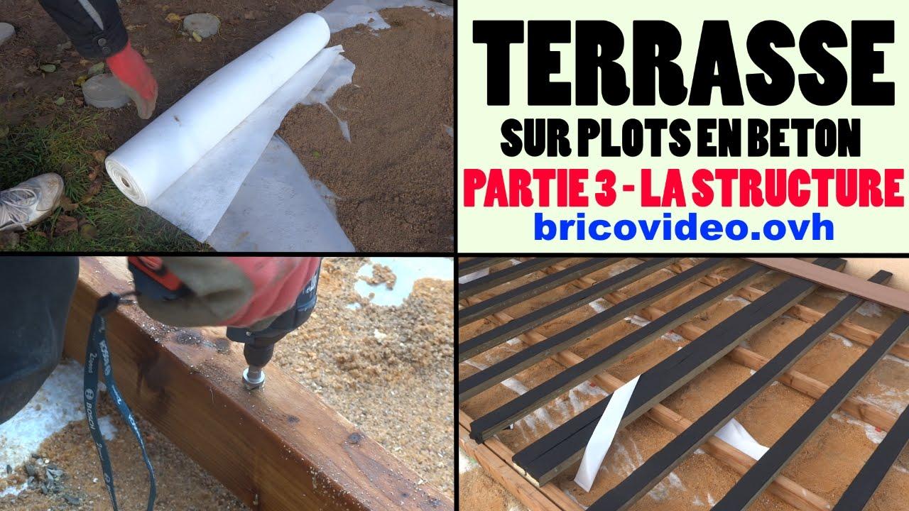 realiser une terrasse en bois composite