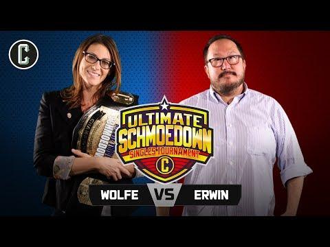 Singles Tournament FINALS! Clarke Wolfe VS Ethan Erwin - Movie Trivia Schmoedown