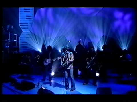 Ryan Adams, When The Stars Go Blue, live on Later With Jools Holland