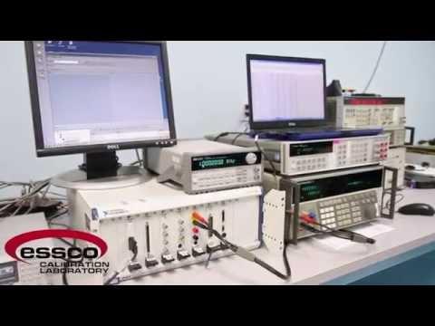 Essco Calibration Laboratory - Automated Calibrations