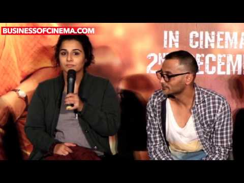 Vidya Balan Shares The Funny Incident Behind The Wanted Durga Rani Poster