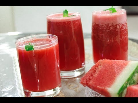 Watermelon Mint Cooler||Natural refreshing drink to beat the heat||Recipe no:49