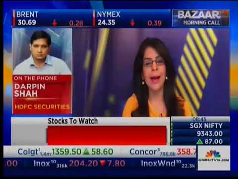 ICICI Bank Is Well Placed For A Bumpy Ride- Darpin Shah In An Interaction With CNBC TV 18