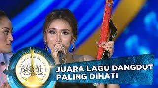 Ayu Ting Ting Berhasil Memenangkan Juara Lagu Dangdut Paling Di Hati - ADI 2019 (17/11)