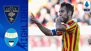 Lecce 2-1 SPAL | Mancosu Scores From the Spot as Lecce Beat SPAL | Serie A TIM
