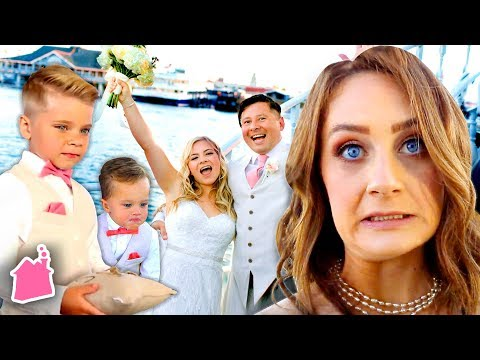 They Got Married!! - Daily Bumps Wedding Special!