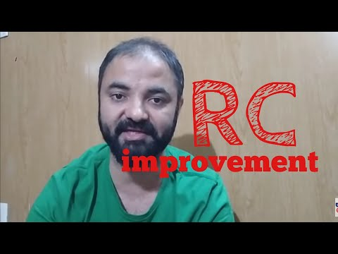How to improve Reading Comprehension RC for exams