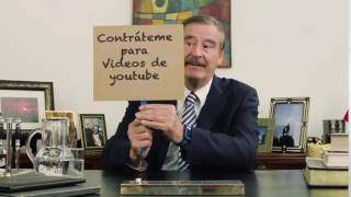 Another Message for Donald Trump from Former Mexican President Vicente Fox (Toma 2)