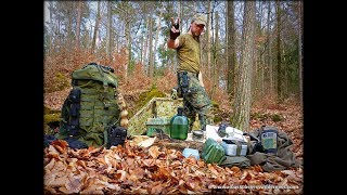 Lager/Camp - Security for Survival, Bushcraft & Preppers.