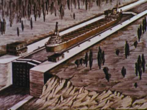 Great Lakes: Their Link With Ocean Shipping (1948)