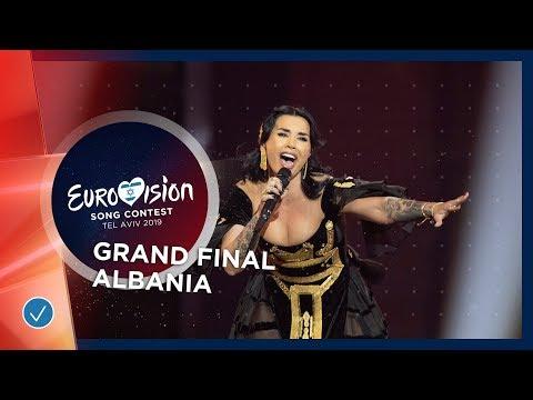 Albania - LIVE - Jonida Maliqi - Ktheju Tokës - Grand Final - Eurovision 2019