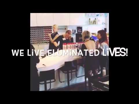 Master Colorist Technician Goldwell Santa Monica Academy California March 2015