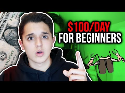 My $100/Day BLUEPRINT To Get Started With Affiliate Marketing