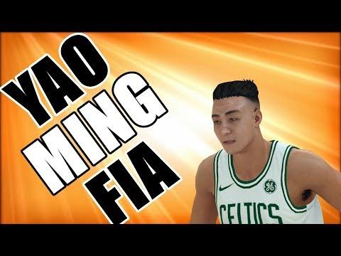 "YAO MING ""FIA"" | NBA 2K18"