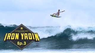 Yadin Nicol | IRON YADIN: Episode 3 - A Change in Tides