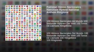 Pakistan Himno Nacionales Nationale Hymne National Anthem Ringtone