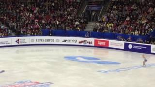 Челябинск чемпионат России по фигурному катанию 2016