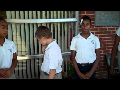 "4-H Film Festival ""Child Health Day"" Morgantown Elementary School, Natchez, Ms"