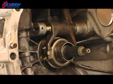 Exedy Tech Stage 1 Clutch Installation Subaru Wrx Youtube