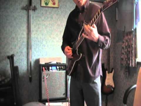 Guitar Progress 6 of 11 - G-DEC Improvisation