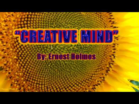 Creative Mind by Ernest Holmes (AD free)