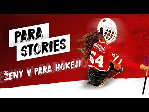 PARA Stories: Ženy v para hokeji [CZ/ENG Sub]