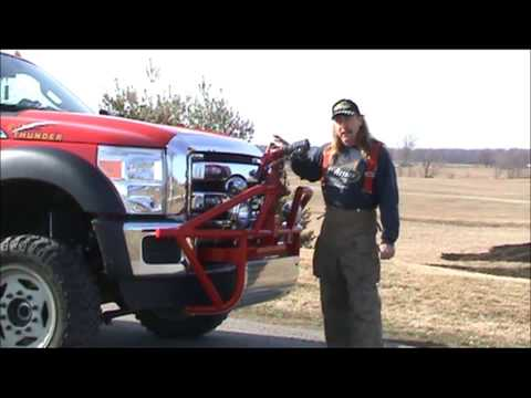 1st Attack Engineering's Fast Attack Brush Truck