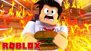 THE WORST COOK IN THE WORLD! Roblox Dare To Cook!