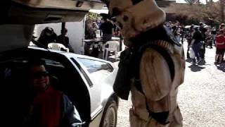 Back To The Future Meets Star Wars Stormtrooper