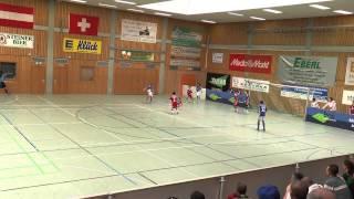 TuS Traunreut U12 Hallenmasters 2015 Spiel 23: FC Schalke 04-FC Bayern München 2:1