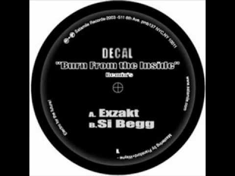 Decal - Burn from the inside (Exzakt remix)