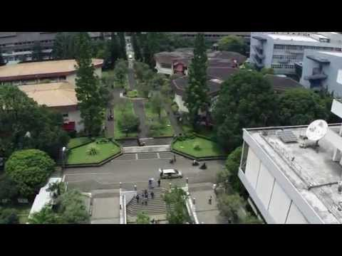 Institut Teknologi Bandung Aerial Video 2015 - Bird's view of Campus -