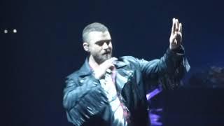 Baixar Justin Timberlake - Higher Higher - Man of the Woods Tour - Boston 4/5/18 - FULL