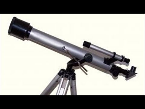 How to look through a telescope youtube
