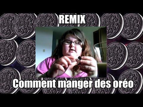 Remix | Comment manger des oréo | Doovi