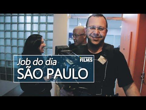 JOB DO DIA - São Paulo