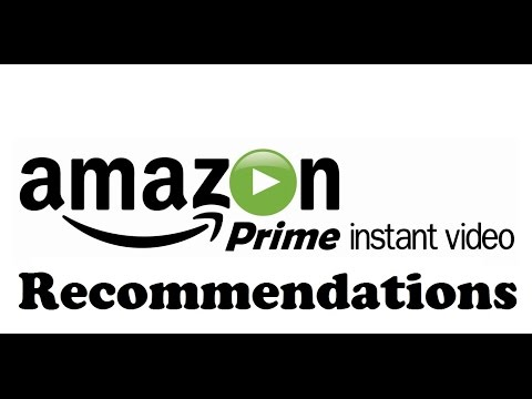 Amazon Prime Video Recommendations: August 7th, 2016