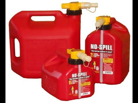 Bidones para Combustibles No Spill - www.dabed.com